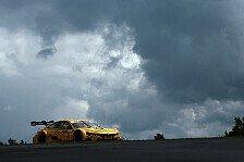 DTM - Trocken oder nass?: Sonntagswetter: Kommt der Regen?