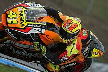 MotoGP - Schwieriges Rennen f�r Forward-Star: Aleix Espargaro: Br�nn-Speed l�sst uns leiden