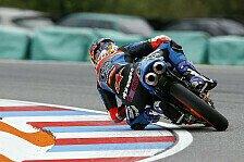 Moto3 - �ttl und Gr�nwald abgeschlagen: Marquez auch im Warm-Up voran