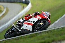 MotoGP - Ducati mit technischen Problemen: Dovizioso: Leistungsabfall beim Motor