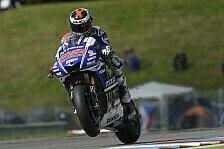 MotoGP - Dummerweise war es Dani: Lorenzo: Endlich haben wir Marc geschlagen