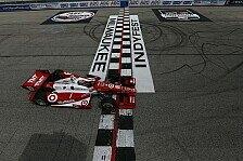 IndyCar - Mit Ganassi ist zu rechnen: Kanaan zuversichtlich f�r 2015
