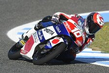 Moto3 - Erster GP-Sieg f�r den Franzosen: Masbou schl�gt seine 17 Verfolger in Br�nn