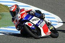 Moto3 - Miller nicht in den Top-10: Warm-Up: Masbou f�hrt Bestzeit