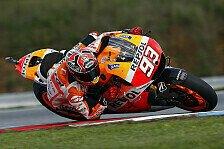 MotoGP - Das falsche Setup: Marquez: Ein nicht perfekter Sonntag