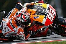 MotoGP - Pedrosa am Freitag abgeschlagen: Marquez k�mpft mit welligem Asphalt