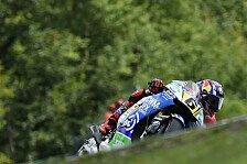 MotoGP - Machtlos gegen Ducatis: Bradl: Habe gebissen wie ein Hund