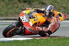 MotoGP - Rossi schl�gt den Weltmeister um letzten Podestplatz: Pedrosa durchbricht Marquez-Serie mit Sieg