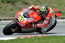 MotoGP - Ducati und der Kampf mit dem roten Biest: Crutchlow: Risiko lohnt sich nicht