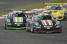 Carrera Cup - Jubelstimmung im Team: ZaWotec: Ein Wochenende, drei Mal Top-Ten