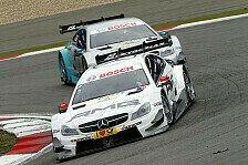 DTM - Der alte Champ ist zur�ck: Mercedes: Endlich wieder kampfbereit