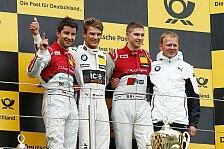 DTM - Schon wieder kein Sieg: N�rburgring: Die Audi-Stimmen zum Rennen