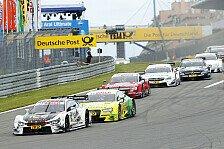 DTM - Beinahe-Meister & Beinahe-Strafen: N�rburgring: Die 7 Antworten zum Rennen