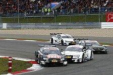 DTM - Zwei Fahrer, zwei Meinungen: Scheider stellte Rennkommissare in Frage