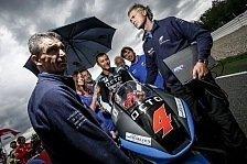 Moto2 - Krummenacher: Das beste Gefühl der Saison