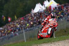 Moto2 - Entt�uschende Saison durch k�rperliche Probleme: Terol nimmt eine Auszeit