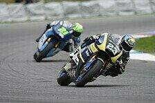 Moto2 - Von F�nf auf 22 - Silverstone nicht unter den Favoriten: Schr�tter: Schlechtes Timing