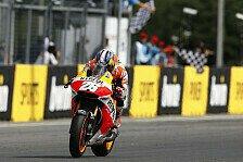 MotoGP - Pedrosa, Rossi, Lorenzo und Marquez �ber Silverstone: Wie geht es nach dem Ende der Siegesserie weiter?