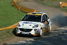 ADAC Opel Rallye Cup - Der ADAC Opel Rallye Cup startet beim deutschen Rallye WM-Lauf: Auf ins gro�e Rallye-WM-Abenteuer