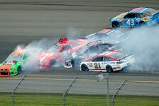 NASCAR - Video: Busch-Crash in Daytona