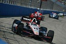 IndyCar - Bilder: Milwaukee - 13. Lauf