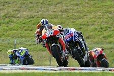 MotoGP - Marquez mit falschem Setup chancenlos: Rennanalyse: Irrer Speed besiegt irre Konstanz
