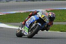 MotoGP - Gef�hl mit gebrauchten Reifen verbessern: Bradl: Nicht alles eitel Wonne trotz P2