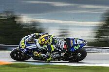 MotoGP - Keine Finger-Probleme f�r Rossi: Lorenzo macht eine wichtige Entdeckung