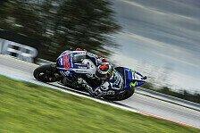 MotoGP - Rossi auf Wiedergutmachung aus: Lorenzo vor Silverstone: F�hle mich gut
