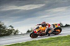 MotoGP - Weltmeister rehabilitiert sich: Marquez erzielt Streckenrekord bei Test