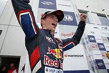 Formel 1 - Zu jung f�r die Formel 1?: Pro & Contra: Max Verstappen