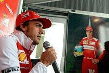 Formel 1 - Video: Fernando Alonso im Interview