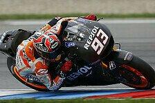 MotoGP - Repsol-Duo auch bei Test stark: Marquez: 2015er-Bike in Kurven noch schneller