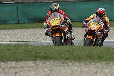 MotoGP - Nach der Hochzeit ist vor dem Rennen: Forward Racing: Geheimwaffe Setup