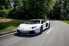Auto - F�r jeden Supersportwagen das richtige Fahrwerk: High-Performance-Gewindefahrwerk f�r Lamborghini