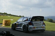 WRC - Bilder: Rallye Deutschland - Shakedown