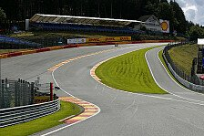 Mehr Motorsport - Heftiger Crash in Eau Rouge: Radical Masters: Rennabbruch nach Horror-Unfall