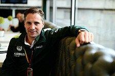 Formel 1 - Das ist ein Riesenauftrag: Christijan Albers: K�mpfe um Caterham