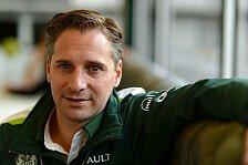 Formel 1 - Manfredi Ravetto �bernimmt: Albers tritt als Caterham-Teamchef zur�ck