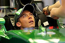 Formel 1 - Keine einfache Aufgabe: Schwierige Autos: Lotterers gro�e Herausforderung