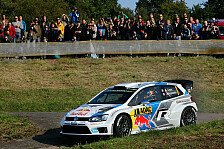 WRC - Video: Ogier Crash Rallye Deutschland 2014