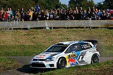WRC - Fahren wir in der gleichen Meisterschaft?: Ogier und Latvala weit vor dem Rest des Feldes
