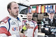 WRC - Manchmal ist der Motorsport eben so...: Deutschland: Freud und Leid bei Kubica