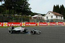 Formel 1 - Die ganze Zeit liegt im Mittelsektor: McLaren schl�gt Mercedes in Sektor eins
