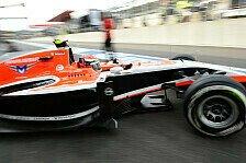Formel 1 - Hin und Her bei Marussia: Chilton und Rossi: So lief der Cockpit-Tausch
