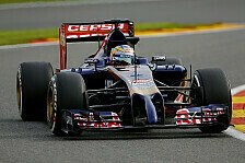 Formel 1 - Starker Trend: Vergne: Erster Einsatz nach Verstappen-Deal