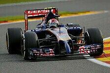 Formel 1 - Geben beim Heimrennen unser Bestes: Toro Rosso Vorschau: Italien GP