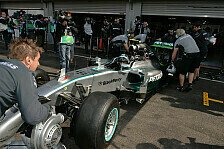 Formel 1 - Rat bei Alain Prost gesucht: Datenaustausch bei Mercedes: Die Gr�nde