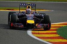 Formel 1 - Hamilton und Rosberg kollidieren: Belgien GP: Dritter Saisonsieg f�r Ricciardo