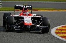 Formel 1 - Der Anflug eines Heimrennens: Marussia Vorschau: Italien GP